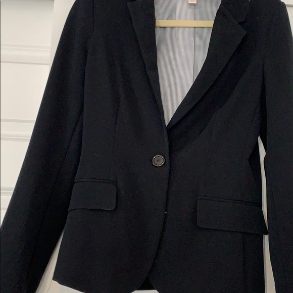 Ambiance Apparel black blazer for work or casual